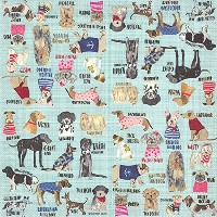 ホット犬用紙Beverage Napkins c009100