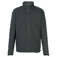 Arc'teryx Veilance longsleeved zipped lightweight jacket - グレー