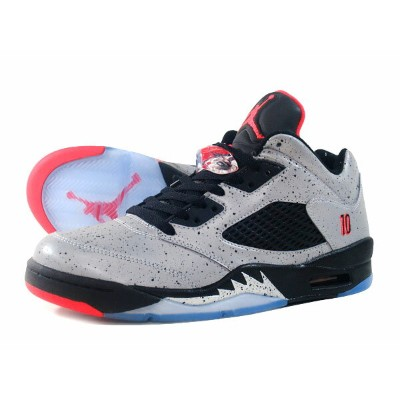 NIKE AIR JORDAN 5 RETRO LOW 【NEYMAR】 ナイキ エア ジョーダン 5 レトロ ロー REFLECT SILVER/INFRARED 23/BLACK