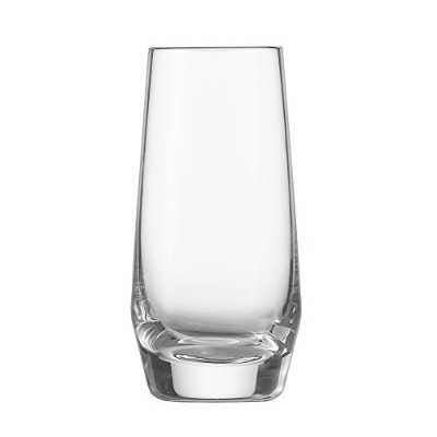 Schott Zwiesel Tritan Crystal Glass Pure Barware Collection Shot Glass, 90ml, Set of 6