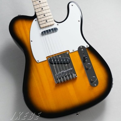 Squier by Fender《スクワイヤー》Affinity Series Telecaster (2-Color Sunburst/Maple Fingerboard)【お取り寄せ品】 ...