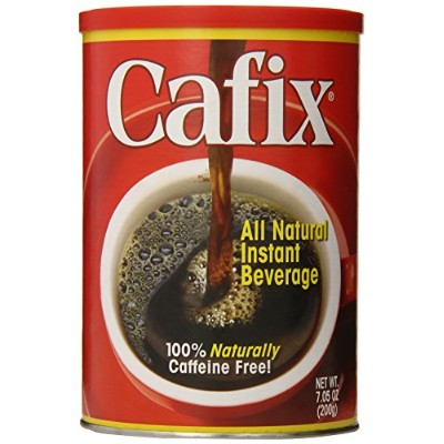 Cafix All-Natural Instant Beverage, 7.05-Ounce Packages (Pack of 6) by Cafix
