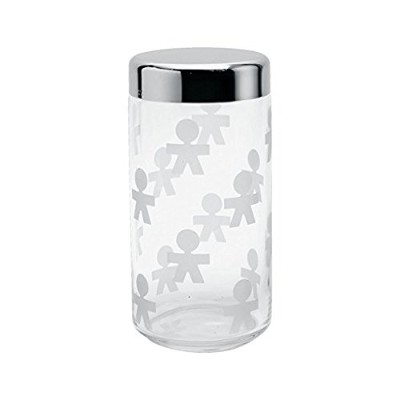 Alessi GirotondoガラスJar Large 1qt19oz 150 cl