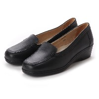 ドクター ショール Dr.Scholl Scholl Comfort Square Slip-on (Black) レディース