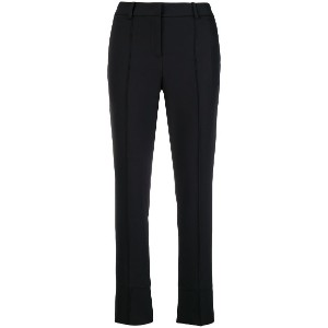 Cambio cropped tailored trousers - ブラック