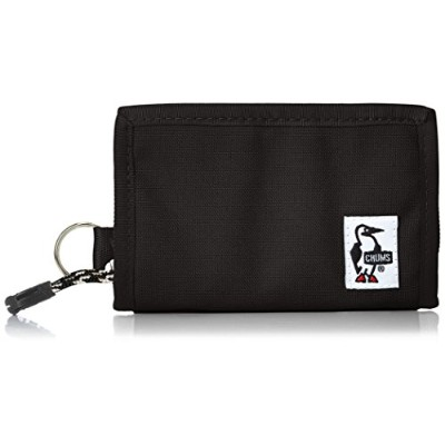 [チャムス]財布 Eco Card Wallet Black