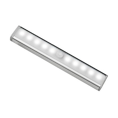 HueLiv motion-activated LEDランプ、10のLED、電池式クローゼット、キッチン、ワードローブ、Cupboard