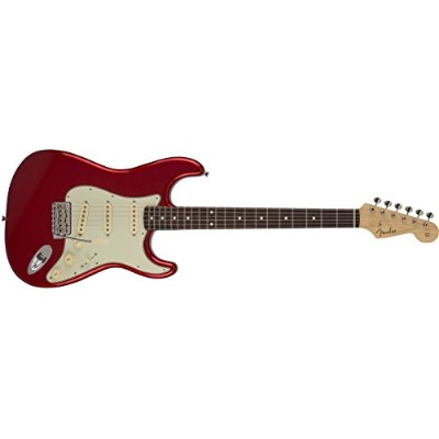 Fender エレキギター MIJ 2018 Limited Collection 60s Stratocaster, Rosewood Fingerboard, Candy Apple Red