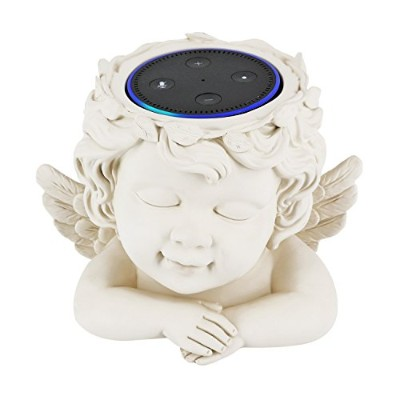 (Angel) - Angel Speaker Stand for Amazon Echo Dot 2nd and 1st Generation, Jam Classic Speaker