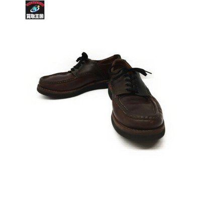 RUSSELL MOCCASIN クレイジーパターン/レザーシューズ (9D)【中古】