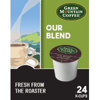 Green Mountain Coffee Our Blend, 24-Count K-Cups for Keurig Brewers (Pack of 2) by Green Mountain...