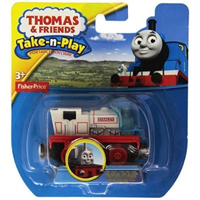 Fisher-Price Thomas The Train Take-N-Play Stanley In Space Train [並行輸入品]