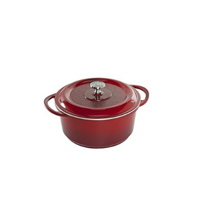 Nordic Ware Pro Cast Traditions Dutch Oven 5クォート YDE-076