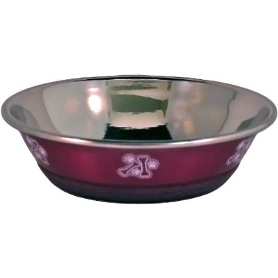 OurPets Durapet Magenta Dog Bowl Extra Small by Our Pets