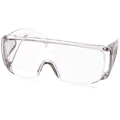 Morris 53000 Safety Glasses, Fit Over Prescription Glasses by Morris