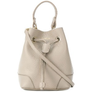 Furla Mini Stacy crossbody bag - グレー