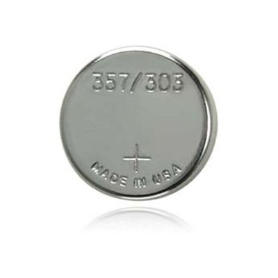 Enercellテつョ 1.55V/150mAh Silver-Oxide 357 Button Cell by Enercell