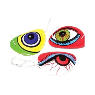 Crazy Eye Patches - by U.S. Toy