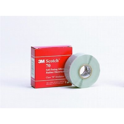 Scotch Self-Fusing Silicone Rubber Tapes 70 - 70 1x30 scotch siliconerubber tape by 3M