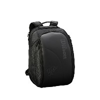 Wilson(ウイルソン) テニス ラケットバッグ FEDERER DNA BACKPACK (フェデラーDNA バックパック) 2本収納可能 WRZ832896 WRZ832896