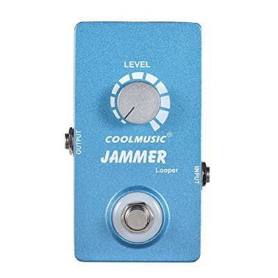 【24bit/48kHz・高品質ルーパー】JAMMER (LOOPER/A-LP01)