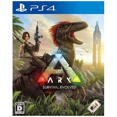 【全品ポイント5倍 7/13 10:00~7/21 01:59】ARK: Survival Evolved PS4 PLJS-36013