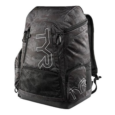 TYR(ティア) プールバッグ ALLIANCE 45L BACKPACK - CAMO PRINT LATBPCMO BKGY