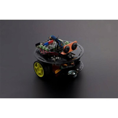 初心者用2WD Arduino Robotics Turtle Kit