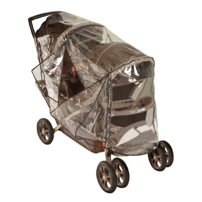 Jeep Deluxe Tandem Stroller Weather Shield by HIS Juveniles