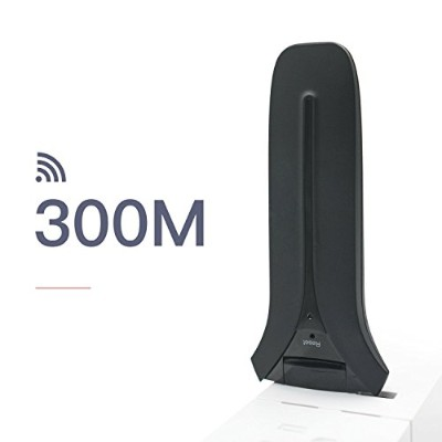 WIFI 無線lan 中継器 Milesi 11n/g/b対応 300Mbps WIFIリピーター 2.4Ghz 2本の内蔵アンテナ