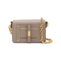 Tom Ford mini Natalia shoulder bag - グレー