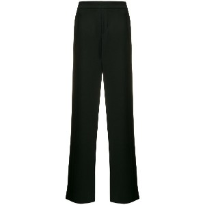P.A.R.O.S.H. flared tailored trousers - ブラック