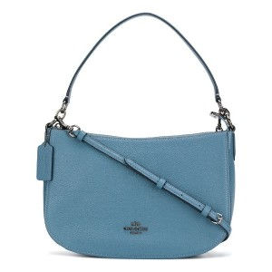 Coach Chelsea cross body bag - ブルー