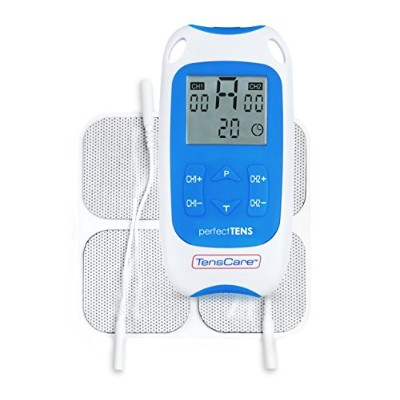 TensCare Perfect TENS Pain Relief Machine - 痛み緩和マシン