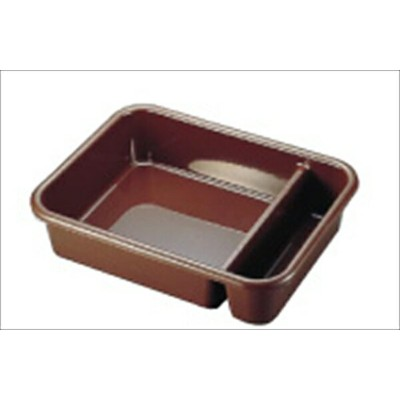CAMBRO キャンブロバスボックス2コンパートメント 1621CBP 6-0173-0702 ABS20002