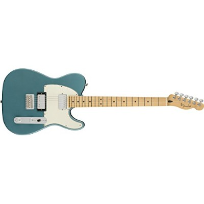 Fender エレキギター Player Telecaster HH, Maple Fingerboard, Tidepool
