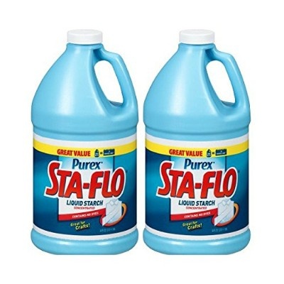 sta-flo dia13101 Concentrated Liquid Starch、64オンスボトル 43237-2