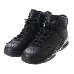 【SALE 10%OFF】ナイキ NIKE kinetics NIKE AIR JORDAN 6 RETRO BG (BLACK) レディース