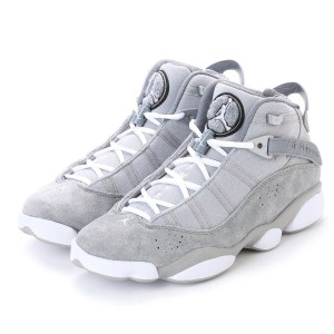 【SALE 10%OFF】ナイキ NIKE kinetics JORDAN 6 RINGS (GRAY) メンズ