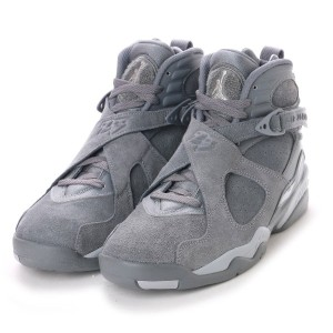 【SALE 15%OFF】ナイキ NIKE kinetics AIR JORDAN 8 RETRO (GREY) メンズ