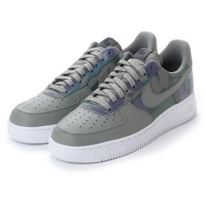 【SALE 19%OFF】ナイキ NIKE atmos AIR FORCE 1 07 LV8 (GREY) レディース
