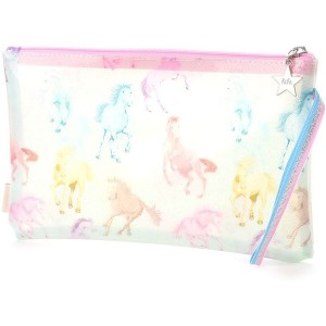 フェフェ fafa TOOTH BRUSH POUCH (HORSE) レディース