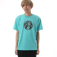 【SALE 20%OFF】インザペイント IN THE PAINT バスケットボール 半袖Tシャツ TRIANGLE BALL T-SHIRTS ITP17009