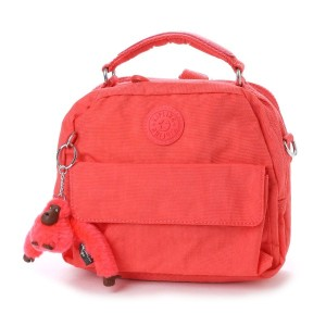【SALE 30%OFF】キプリング Kipling CANDY (Galaxy Orange) レディース