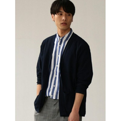 【SALE/50%OFF】UNITED ARROWS green label relaxing CM DRY-MIX ツイル カーデイガン  吸水速乾 / 機能性生地  ユナイテッドアローズ...