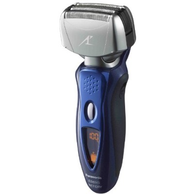 Panasonic ES8243A Electric Shaver Wet/Dry with Nanotech Blades for Men(US Version, Imported)