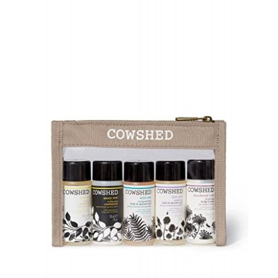 COWSHED ポケットカウ バス&ボディセット 5x30ml
