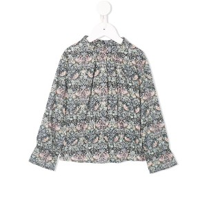 Bonpoint June Liberty-print blouse - マルチカラー