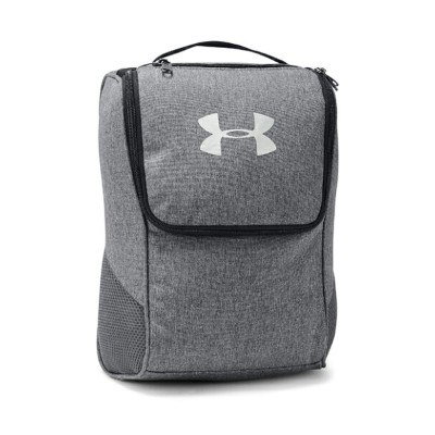 UNDER ARMOUR アンダーアーマー シューズバッグ UA SHOE BAG《1316577_041》【041】GME/GPH/SIL【取り寄せ商品】