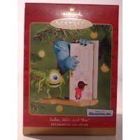 """Monsters, Inc. 2001 Keepsake Ornament - Sulley, Mike, and """"Boo"""" by Monster's Inc. [並行輸入品]"""